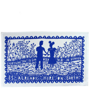 Heaven Rob Ryan TDF Tea Towel