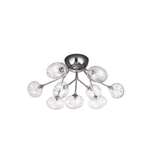 Philips Eseo Festa Ceiling Lamp - Chrome