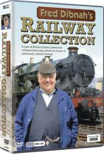 Fred Dibnah - Railway Collection