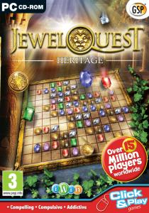Jewel Quest Heritage PAL UK