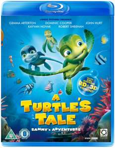 A Turtles Tale: Sammys Adventures (Includes 3D and 2D Version)