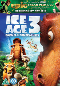 Ice Age 3: Dawn of the Dinosaurs (Bevat Epic Activity Bonusdisc)