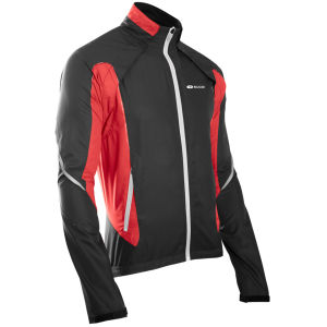 Sugoi Versa Jacket - Black/Red