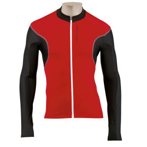 Northwave Fighter Jersey Ls - Red/Black