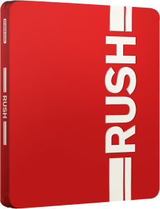 Rush - Limited Edition Steelbook