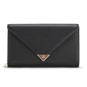Alexander Wang Prisma Envelope Clutch Bag - Black