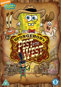 Spongebob Squarepants - Pest Of West