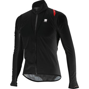 Sportful Hot Pack No-Rain Stretch Jacket - Black