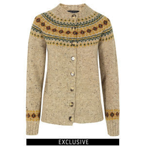 Howlin' by Morrison Women's Greig Cardigan - Blonde