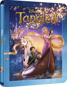Rapunzel neu verföhnt 3D - Zavvi exklusives Limited Edition Steelbook (enthält 2D Version)