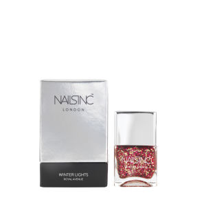 nails inc. Royal Avenue Winter Lights Gift 14ml