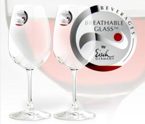 Breathable Wine Glasses
