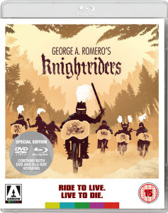 Knightriders (Includes DVD)