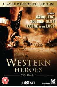 Western Box Set 1 (Legends Of The Lost / Soldier Blue / Barquero)