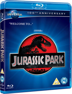 Jurassic Park - Augmented Reality Edition