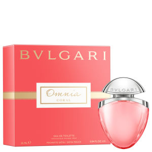 Bvlgari Omnia Coral Edt Purse Spray (25ml)