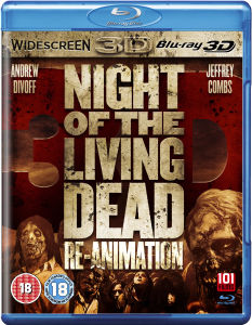 Night of Living Dead 3D: Re-Animation