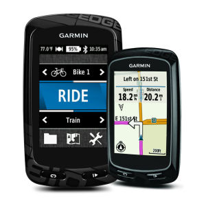 Garmin Edge 810 Trail Cycle Computer (European Maps)