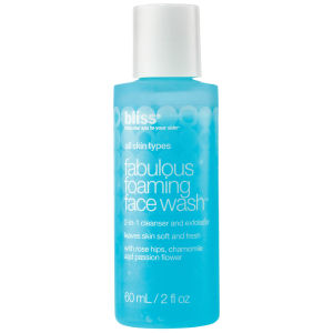 bliss Fabulous Foaming Face Wash 60ml