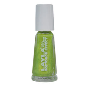 Layla Cosmetics Softouch Effect Nail Polish N.06 Limoncello (10ml)