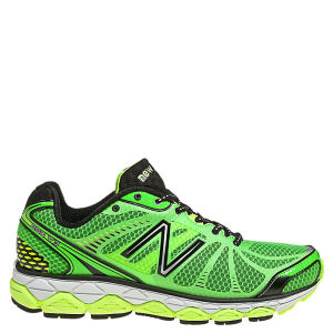 New Balance Men's M880GY3 Neutral Running Shoes - Green/Yellow