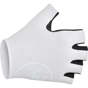 Castelli Secondapelle RC Gloves - White