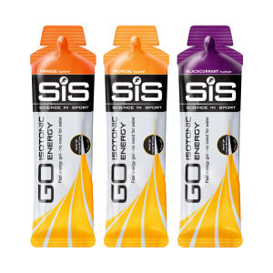 Science in Sport Go Isotonic Gel 60ml - Box of 30
