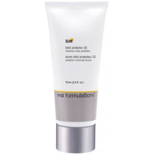 MD Formulations Total Protector Face SPF30 (75ml)