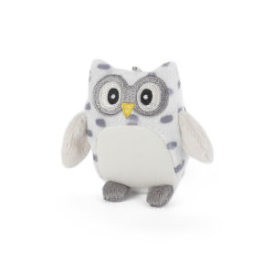 Hooty LCD Screen Cleaner - Snowey Owl (Small)