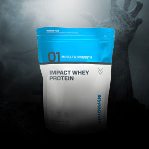 Halloween Trick or Treat - Impact Whey Protein