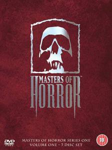 Masters Of Horror - Series 1 Volume 1