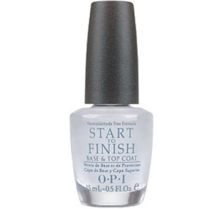 OPI Start To Finish Base et Top Coat (15ml)