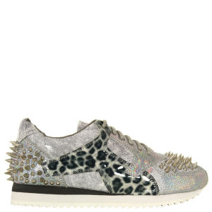 Jeffrey Campbell Women's Jazzed Lo Trainers