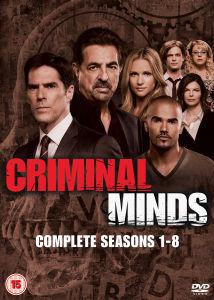 Criminal Minds - Season 1-8