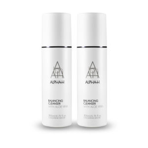 Alpha-H Balancing Cleanser (2 x 200ml Duo Worth £46)