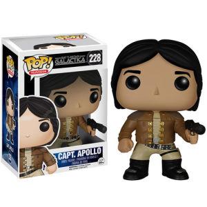 Battlestar Galactica Classic Captain Apollo Funko Pop! Figur