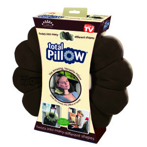Total Pillow - Brown