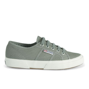 Superga Men's 2750 Cotu Classic Trainers - Grey Sage