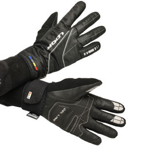 LOOK Winter Fall Gloves - Black
