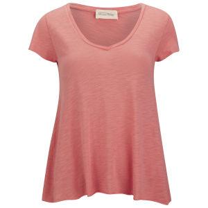 American Vintage Women's Jacksonville A-Line T-Shirt - Dhalia