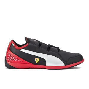 Puma Men's F1 Ferrari Valorosso Webcage Trainers - Black/Rosso