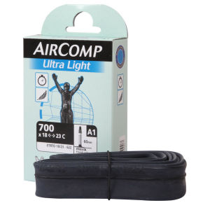 Michelin A1 Aircomp Ultralight Road Inner Tube - 20 Pack - 700 x 18-23mm