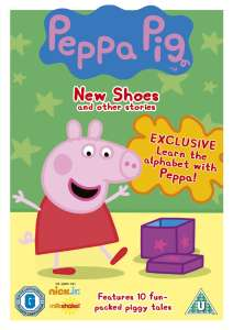 Peppa Pig - New Shoes & Or Stories