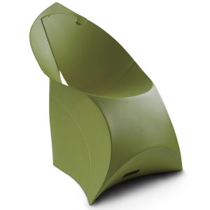 Flux Junior Chair - Camouflage Green