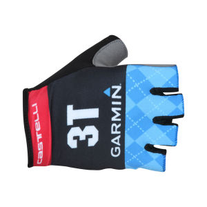 Garmin Sharp Team Men's Aero Race Mitts - 2013
