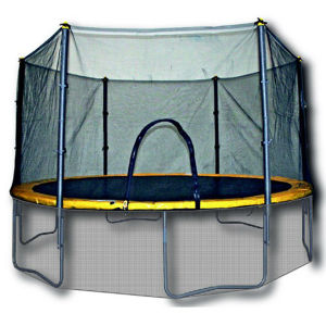 Airzone Trampoline 3.7m - Yellow