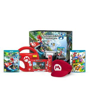 Wii U Mario Kart 8 Mega Bundle
