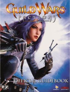 Guild Wars Factions Official Guide Book