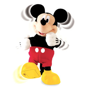 Mickey Mouse Hot Dog Dancer