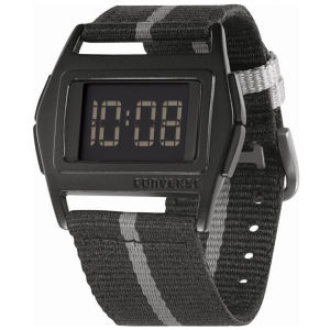 Converse Lowboy Classic Watch - Black